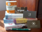 Goodies from Build your brand weekend