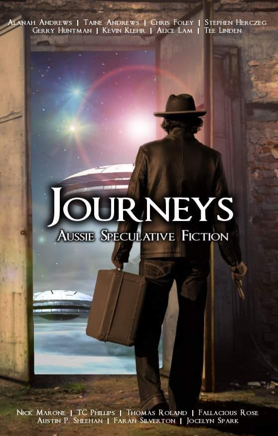 Journeys cover reveal
